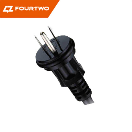 Three Pin Ac Power Cord