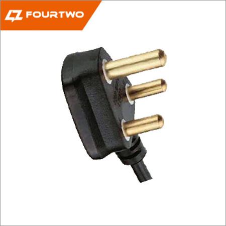 3 Pole AC Power Cord Plug
