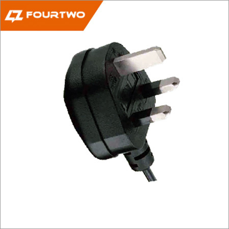 UK BS Approval 3 Square Pin Plug