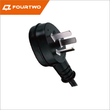 3 Pole Power Cord