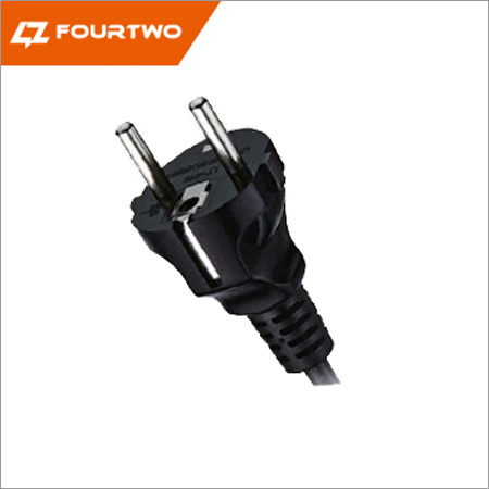 250V AC Power Cord Plug