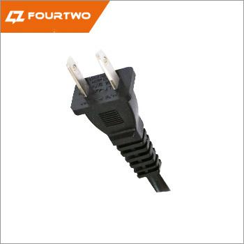 2 pin Power Cord Plugs
