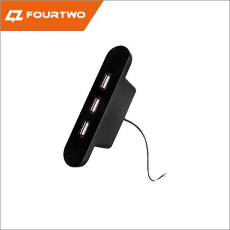 3 Port USB HUB Socket