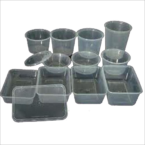 Rectangle Black Container