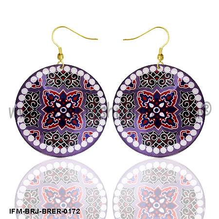 Anugraha - Rangoli Earrings