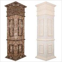 Dstona Marble Pillar