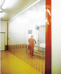 PVC Strip Curtain Price