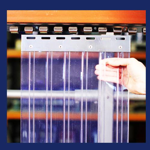 PVC Strip Curtains India