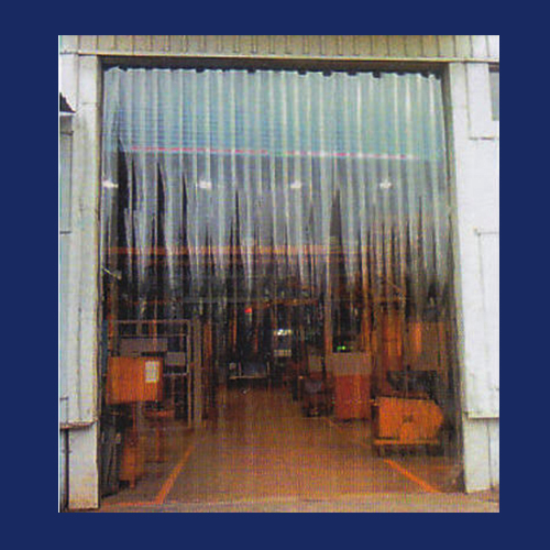 Climate Control PVC Strips Curtains
