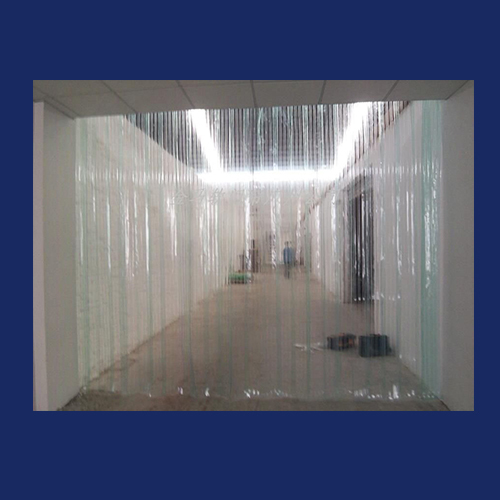 Transperent PVC Strips Curtains