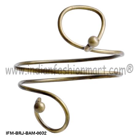 Brachium Charisma - Brass Armlet