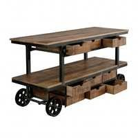 Kitchen Bar Trolley