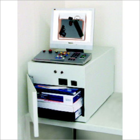 Parcel And Mail Scanner