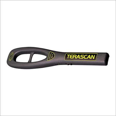 Terascan Hand Held Metal Detector