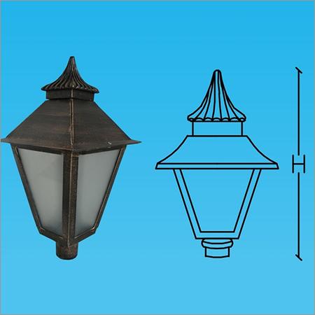 Outdoor Lamp Fiittings