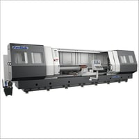 Twin Spindle Automatic BTA Drilling Machine