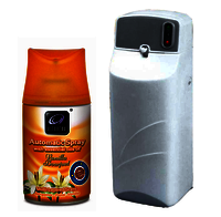 Aerosol Dispenser & Metered Refill