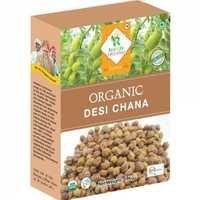 Organic Black ChickPea(Desi Chana)