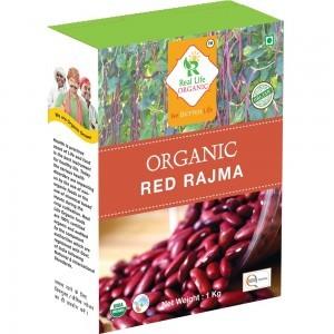 Organic Rajma Red Jammu