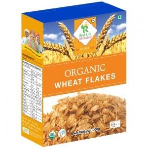 Organic Wheat Flacks