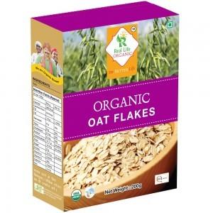 Organic Oat Flacks