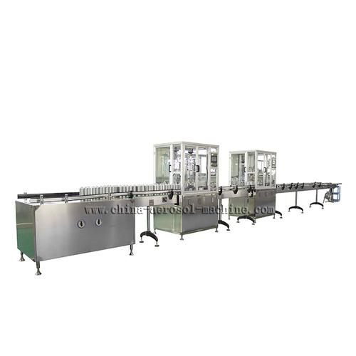 Medical Oxyen Filling Machine