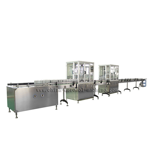 Medical Oxygen Filling Machine
