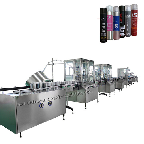 Automatic Air Freshener Filling Machine