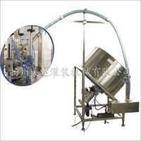aerosol valve placing machine