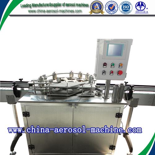 Aerosol Weight Checker