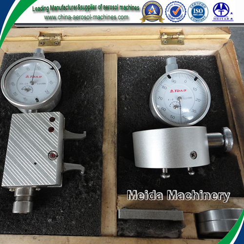 Aerosol Sealing Diameter Depth Gauges