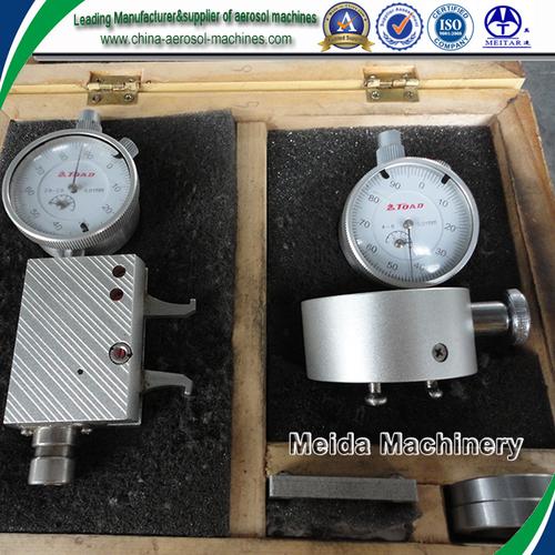 Aerosol Sealing Diameter Depth Gauges