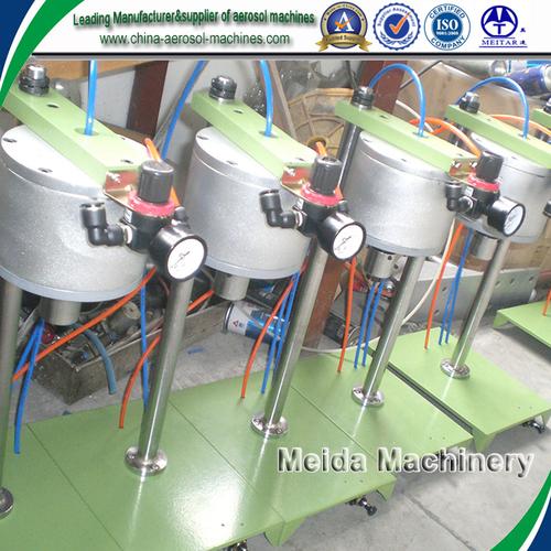 Aerosol Decrimping Machine