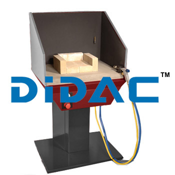 Single Brazing Hearth Machine