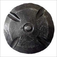 Handmade Forged Iron Round Knob
