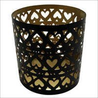 Iron Votive Candle Holder