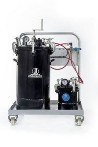 22 ltr Pressure Feed Container