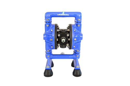 Jaguar Blue Air Operated Diaphragm Pump