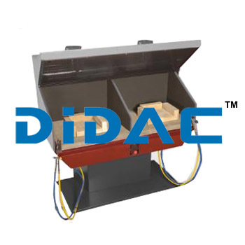 Double Brazing Hearth Machine