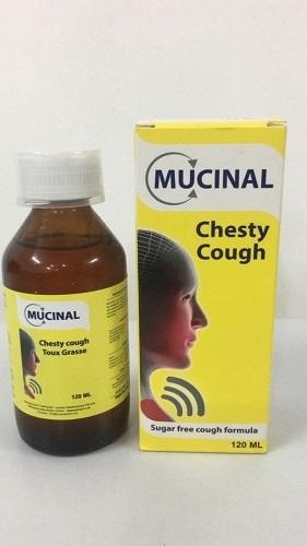 Mucinal Toux Grasse