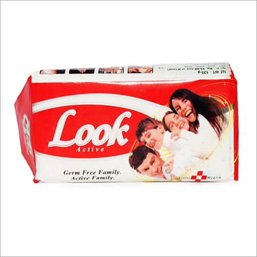 Look Bathing Soap (Germ Free Family)