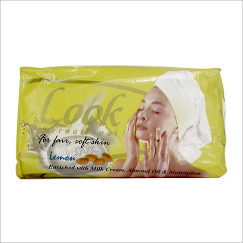Look Bathing Soap (Lemon)