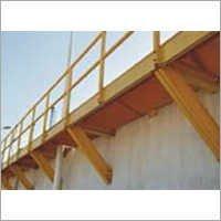 Fiberglass Handrail
