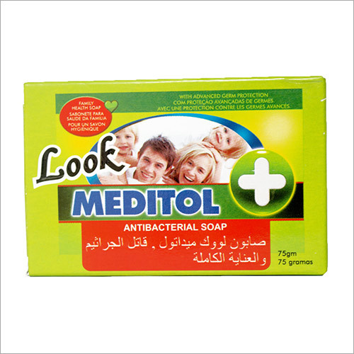 Look Meditol Antibacterial Soap