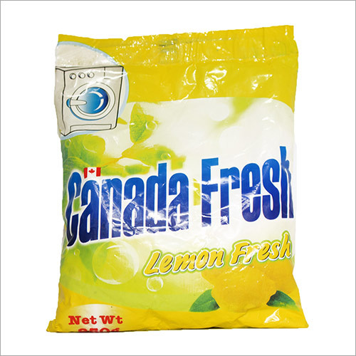 Lemon Fresh Detergent Powder