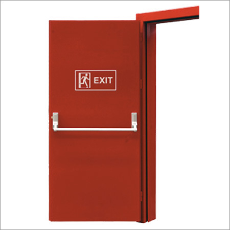 Fire Rated Single and Double Leaf Doors