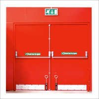 Fire Rated Double Leaf Doors