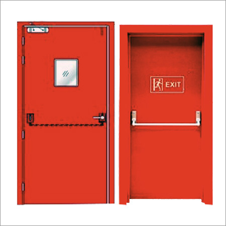 Fire Rated Double Doors