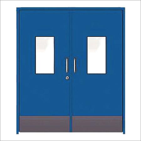Clean Room Double Leaf Doors
