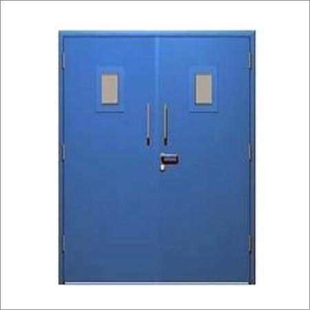Scientific Double Doors